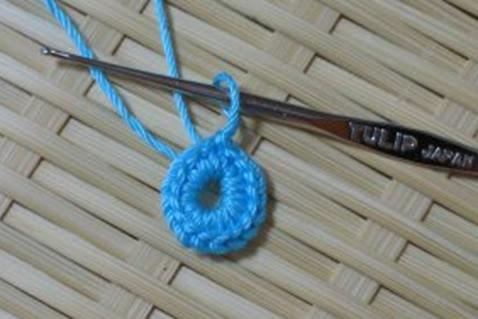 Lembrancinhas de Casamento - Mini Bolsinha de Croche 1
