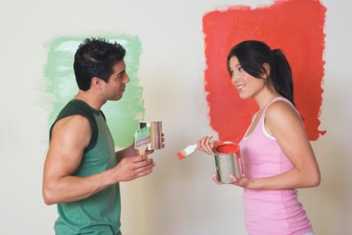 Como Escolher a Cor Certa Para Pintura de Ambientes