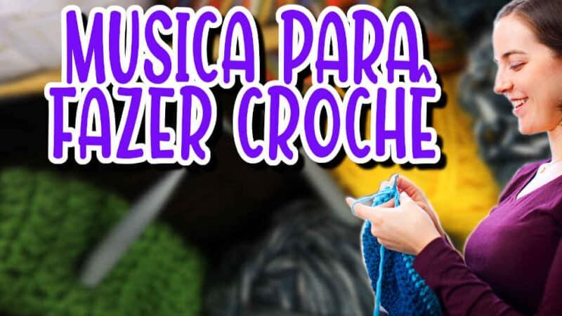 MUSICA PARA CONCENTRAR NO CROCHÊ TOQUE CALMO COM SOM DE NATUREZA #001   MÚSICA RELAXANTE PARA CONCENTRAR