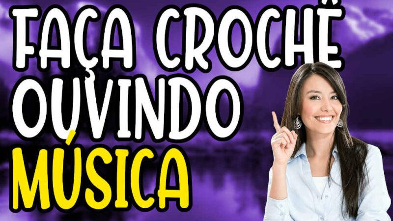 FAÇA CROCHÊ OUVINDO UMA MÚSICA LINDA COM PIANO CLÁSSICO PARA CONCENTRAR E ACALMAR #014