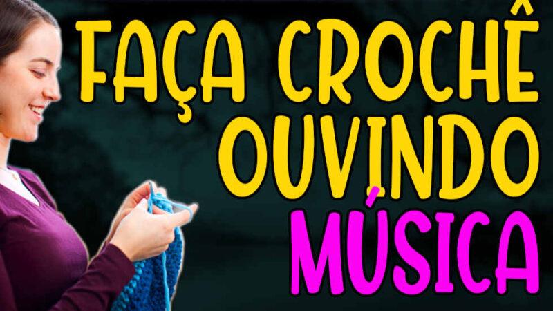 FAÇA CROCHÊ OUVINDO UMA MÚSICA RELAXANTE PIANO ACÚSTICO PARA CONCENTRAR E ACALMAR #012